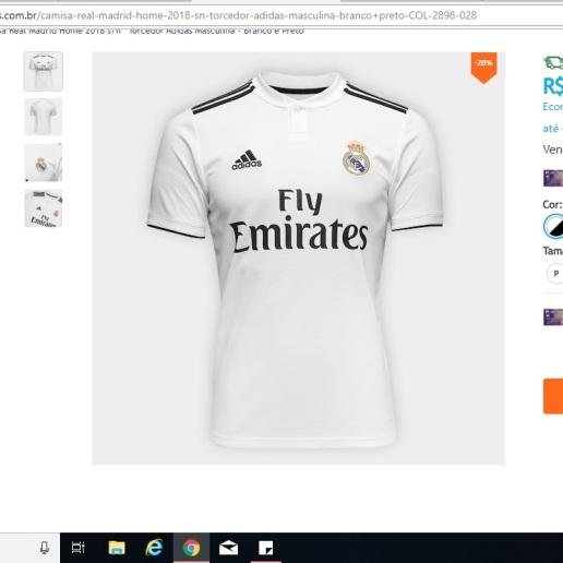 0cd4a7f076 Netshoes – Análise de camisas