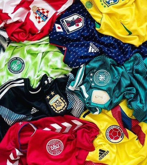 1925102dcd3e6 A Copa do Mundo da Rússia chegou ao fim deixando muitas saudades em todos  nós. Mas antes que as lembranças comecem a sumir da nossa memória