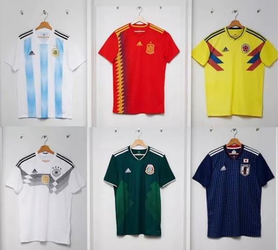 48142cbad50e5 Espanha – Análise de camisas