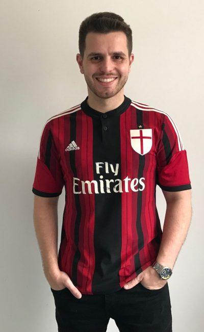 2861d50d2a Minhas Camisas – (38) Milan Home 2014 2015 – Análise de camisas