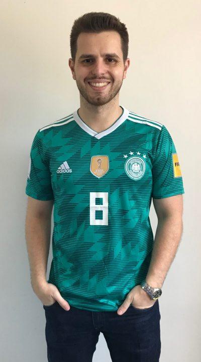 Esta camisa surgiu como uma das mais bonitas da Copa do Mundo da Rússia b5cd3c76cd648